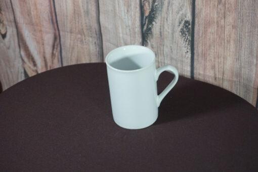 bistro mug white