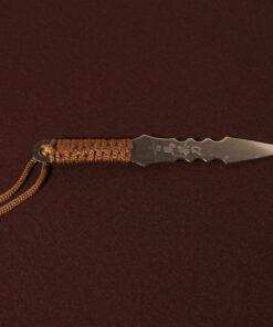 puer tea knife