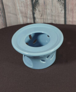 teapot warmer powder blue
