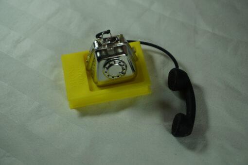 telephone tea infuser