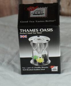 thames oasis tea timer in packaging