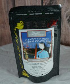 tie kuan yin oolong tea